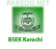 BSEK, Board of Secondary Education Karachi
