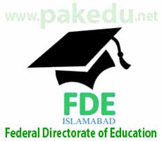 FDE, Federal Directorate of Education