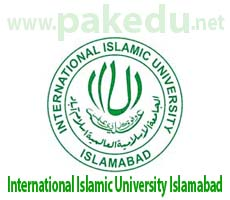 International Islamic University Islamabad. IIUI