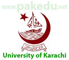 Karachi University, KU