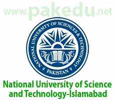 NUST, National University of Sciences and Technology Islamabad,