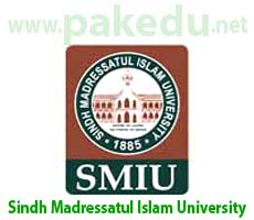 SMIU, Sindh Madressatul Islam University