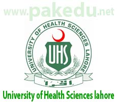 UHS, University of Health Sciences Lahore