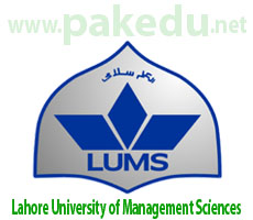 LUMS, Lahore University of Management Sciences, LUMS Lahore