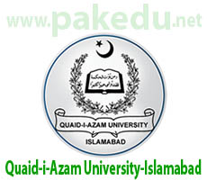 QAU, Quaid-i-Azam University Islamabad