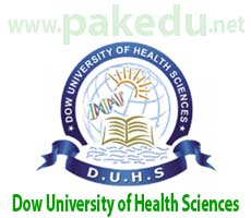 Dow University of Health Sciences, DUHS