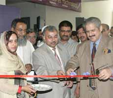 Allama Iqbal Open University marks 'open day' with colourful activities