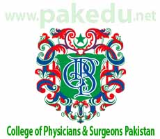 CPSP College of Physicians and Surgeons Pakistan