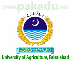 UAF, University of Agriculture Faisalabad