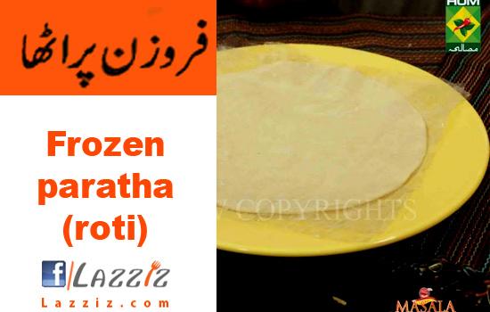 Roti Paratha Frozen Frozen Paratha Roti Recipe