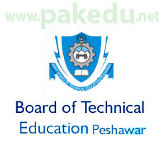 KPBTE Khyber Pakhtunkhwa Board of Technical Education peshawar