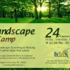 Landscape Camp Friday 24th to Sunday 26th January 2014  Allama Iqbal Town, Lahore Pakistan,