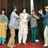 Drama Contests students