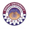 Kohat University of Science and Technology KUST Kuost