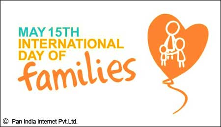 Image result for International Day of Families, proclaimed