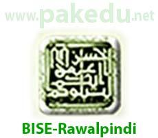 RBISE, Board of Intermediate and Secondary Education Rawalpindi