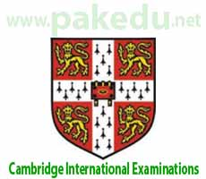 Cambridge International Examinations, CIE