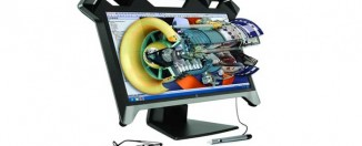 HP's new displays push curves, VR, 5K priced so low, HP, HP new displays, HP VR, HP 5K, HP 3D model, Zvr Virtual Reality Display, 5K is the resolution, EliteDisplay S270c, HP EliteDisplay S270c, HP Pavilion 27c, HP's Zvr, pakedu